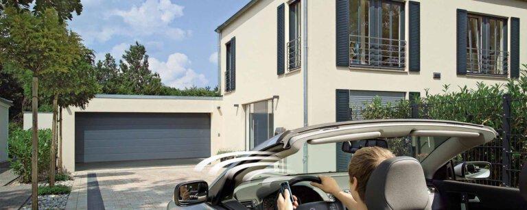 pohony garazovych vrat | Vrata Kolář