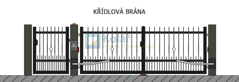 otocna brana 35 | Vrata Kolář