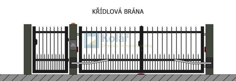 otocna brana 37 | Vrata Kolář