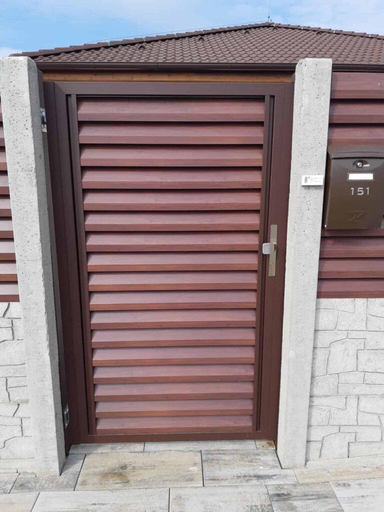 vchodove branky 1 | Vrata Kolář
