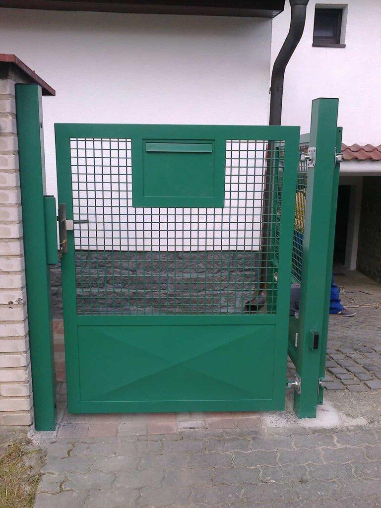 vchodove branky 2 | Vrata Kolář