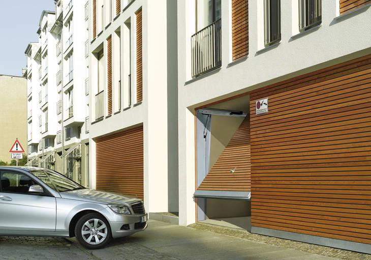 vrata pro hromadne garaze 1 | Vrata Kolář