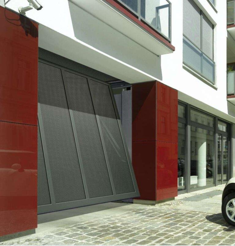 vrata pro hromadne garaze 2 | Vrata Kolář