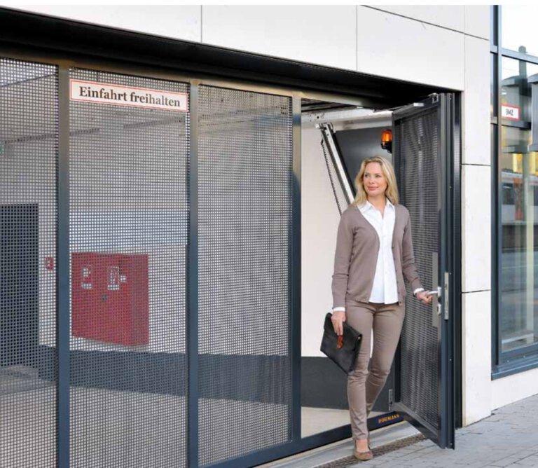 vrata pro hromadne garaze 6 | Vrata Kolář